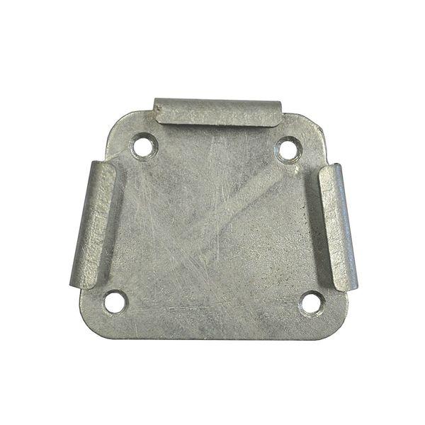 Adapterplatte Camron - Stahl, Leco