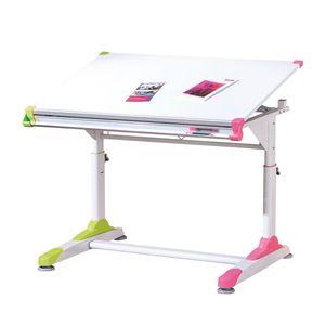 Schreibtisch Colorido - Weiß, Interlink