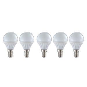 EEK A, Leuchtmittel LED (5er-Set), Globo Lighting
