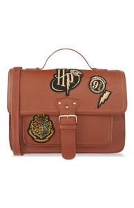 """""""Harry Potter"""" Tasche mit Aufnähern"""