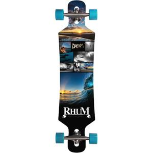 RHUM Aruba DT Dream 39´´ Longboard-Komplettset