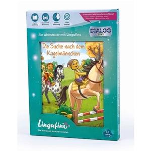 Lingufino - Die Suche nach dem Kugelmännchen
