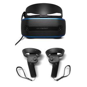 """MEDION ERAZER® X1000 MR Glasses inkl. 2 Motion Controller, Gaming Zubehör, 7,34 cm (2.89"""") LCD Display, bis zu 105° Sichtfeld, 2 Kameras zur Bewegungserfassung"""