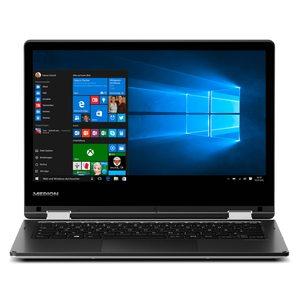 MEDION AKOYA® E2221T, Intel® Atom® x5-Z8350, Windows 10 Home, 29,5 cm (11,6'') HD Display, 64 GB Flash, 2 GB RAM, Touch-Notebook