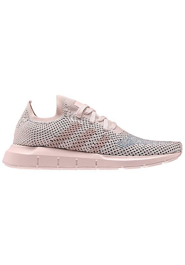 aa1c079ecd1a2 adidas Swift Run Primeknit - Sneaker für Damen - Pink von Planet ...