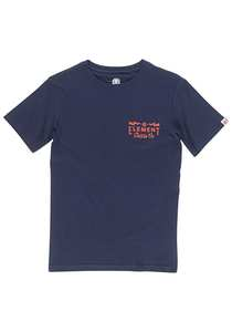 Element Zap - T-Shirt für Jungs - Blau