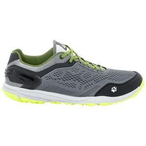 Jack Wolfskin Männer Trail Running Schuhe Crosstrail Chill Low Men 42,5 gelb