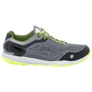 Jack Wolfskin Männer Trail Running Schuhe Crosstrail Chill Low Men 44 gelb