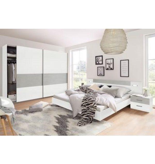 Wimex Schlafzimmer-Set (4-tlg.), mit Schwebetürenschrank von ...