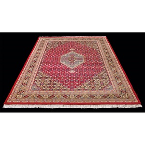Klassischer BIDJAR-Teppich KUSUM 250 x 350 cm in Rot