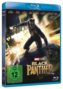 Walt Disney Black Panther Blu-Ray