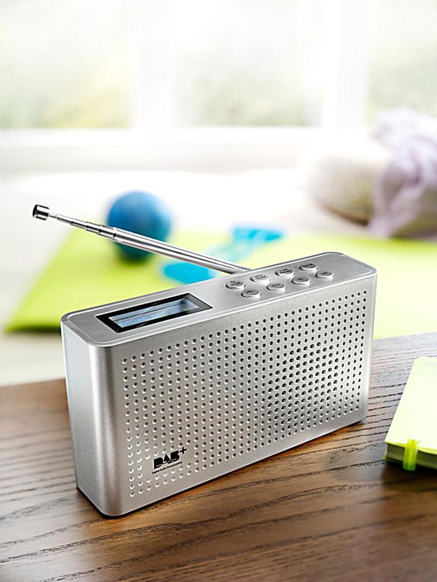 Bild 3 von Tragbares DAB+ Radio