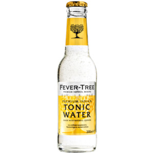 Fever-Tree Indian Tonic Water 0,2l
