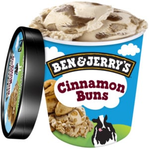 Ben & Jerry's Cinnamon Buns 500ml
