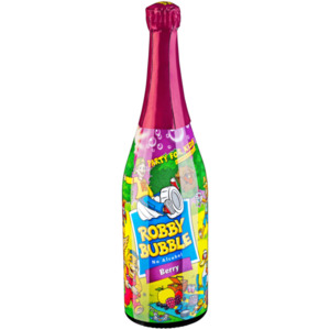 Robby Bubble Berry 0,75l