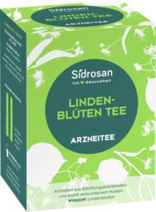 Sidrosan Arznei-Tee, Lindenblüten (15x1,8g)