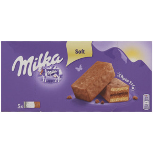 Milka Cho­co Trio