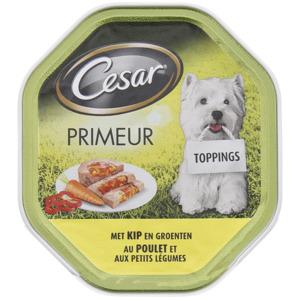 Cesar Primeur Hundefutter