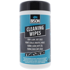 Bison Cleaning Wipes