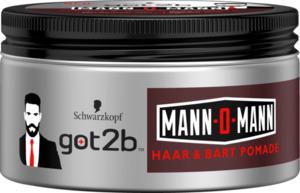 Schwarzkopf got2b Pomade mann-o-mann Halt 4