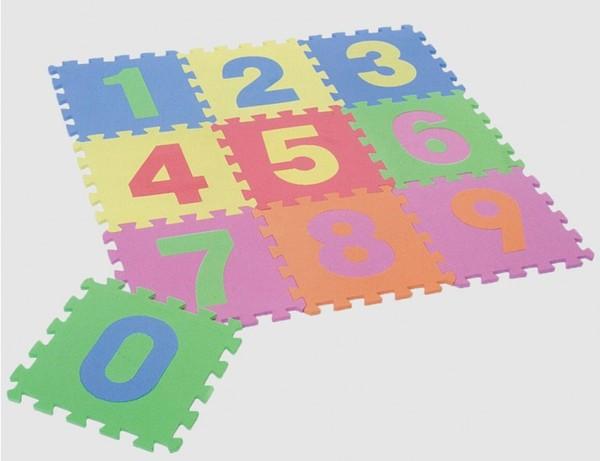 Puzzlematte 10-teilig