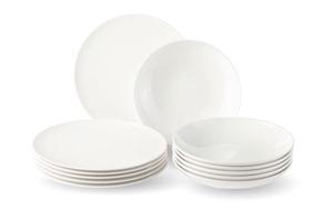 Villeroy & Boch - Tafelservice New Fresh in weiß, 12-teilig