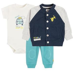 Baby Set 3-teilig für Jungen