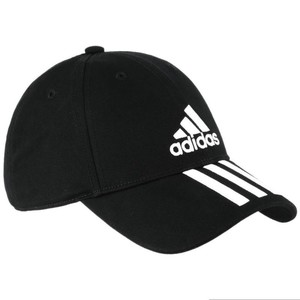 ADIDAS Cap Schirmmütze Fitness schwarz/weiß, Größe: Einheitsgröße