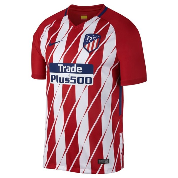 affordable price purchase cheap official supplier NIKE Fußballtrikot Atletico Madrid Replica Erwachsene rot ...