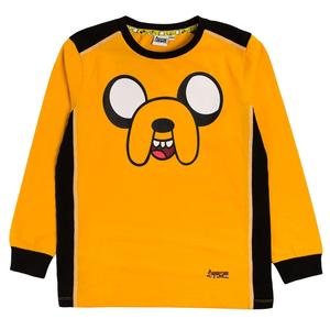 Langarmshirt Adventure Time