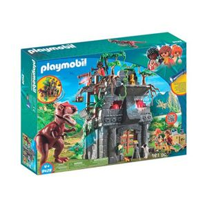 PLAYMOBIL®  THE EXPLORERS 9429 Basecamp mit T-Rex