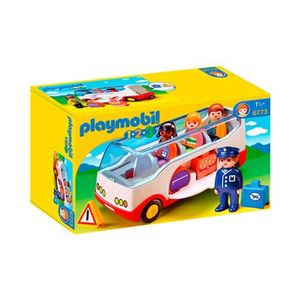PLAYMOBIL®  1.2.3 6773 Reisebus