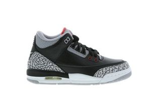 Jordan 3 Retro OG - Grundschule Schuhe