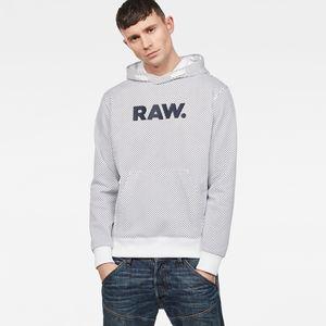 Seyal Art Hooded Sweater