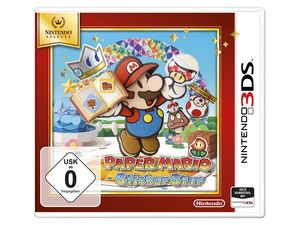 Nintendo 3DS Paper Mario Selects