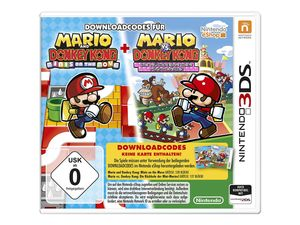 Nintendo 3DS Mario & Donkey Kong : Move & March
