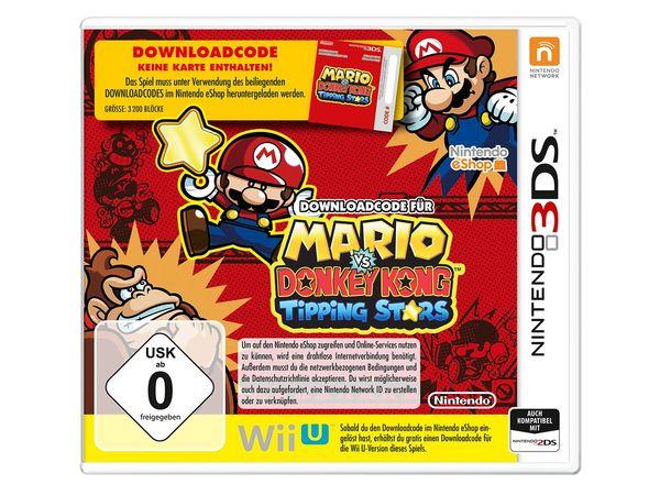 Nintendo 3DS Mario vs. Donkey Kong: Tipping Stars