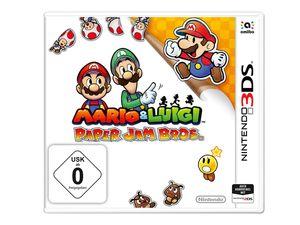 Nintendo 3DS Mario & Luigi Paper Jam Bros.