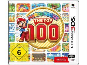 Nintendo Mario Party: The Top 100