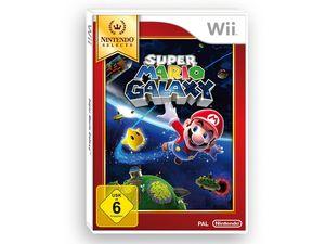 Nintendo Wii Super Mario Galaxy Selects