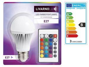 LIVARNO LUX® LED-Farbeffektlampe