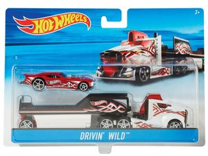 MATTEL Hot Wheels Super Rigs Drivin' Wild