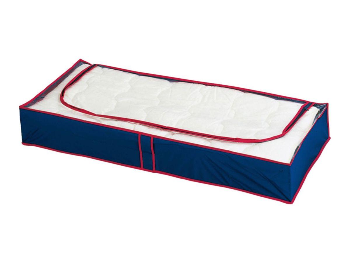Bild 4 von Wenko Unterbettkommode Blau-Rot 4er Set