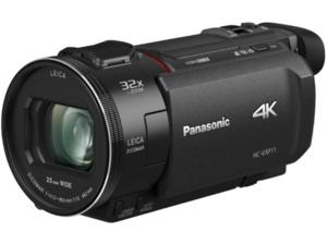 PANASONIC HC-VXF11EG-K LEICA Camcorder Full HD, 4K, BSI-MOS 8.57 Megapixel, 24x opt. Zoom