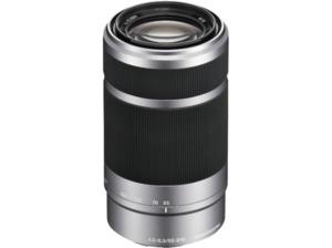 SONY AF 4,5-6,3/55-210mm SEL55210.AE Telezoom für Sony , 55 mm - 210 mm , f/4,5-6,3