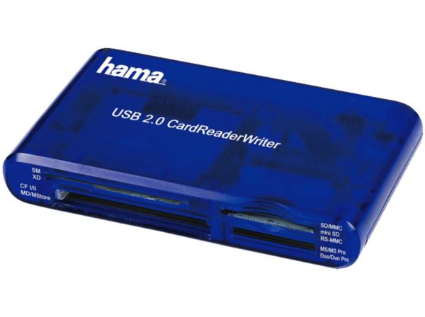 Mediamarkt Sd Karte.Hama 35 In 1 Usb 2 0 Multikartenleser Compactflash Typ I Compactflash Typ Ii Memory Stick Memory Stick Duo Memory Stick Pro Memory Stick Pro