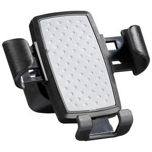 Handyhalterung (klemmbar, schwarz)