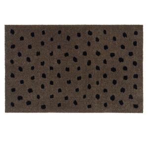 Fußmatte Punkte (50x70, sand)