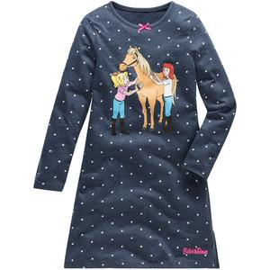 Bibi & Tina Nachthemd mit Schleifchen