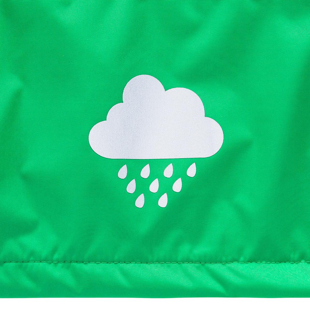Bild 4 von Baby Regenjacke mit Kapuze